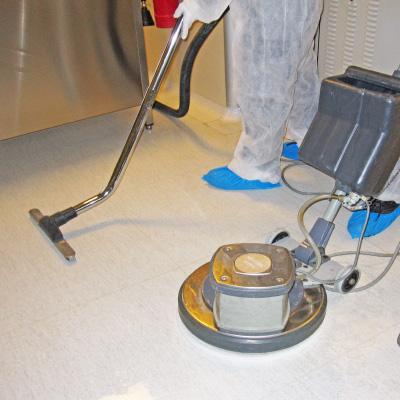 pulizia camere bianche bergamo